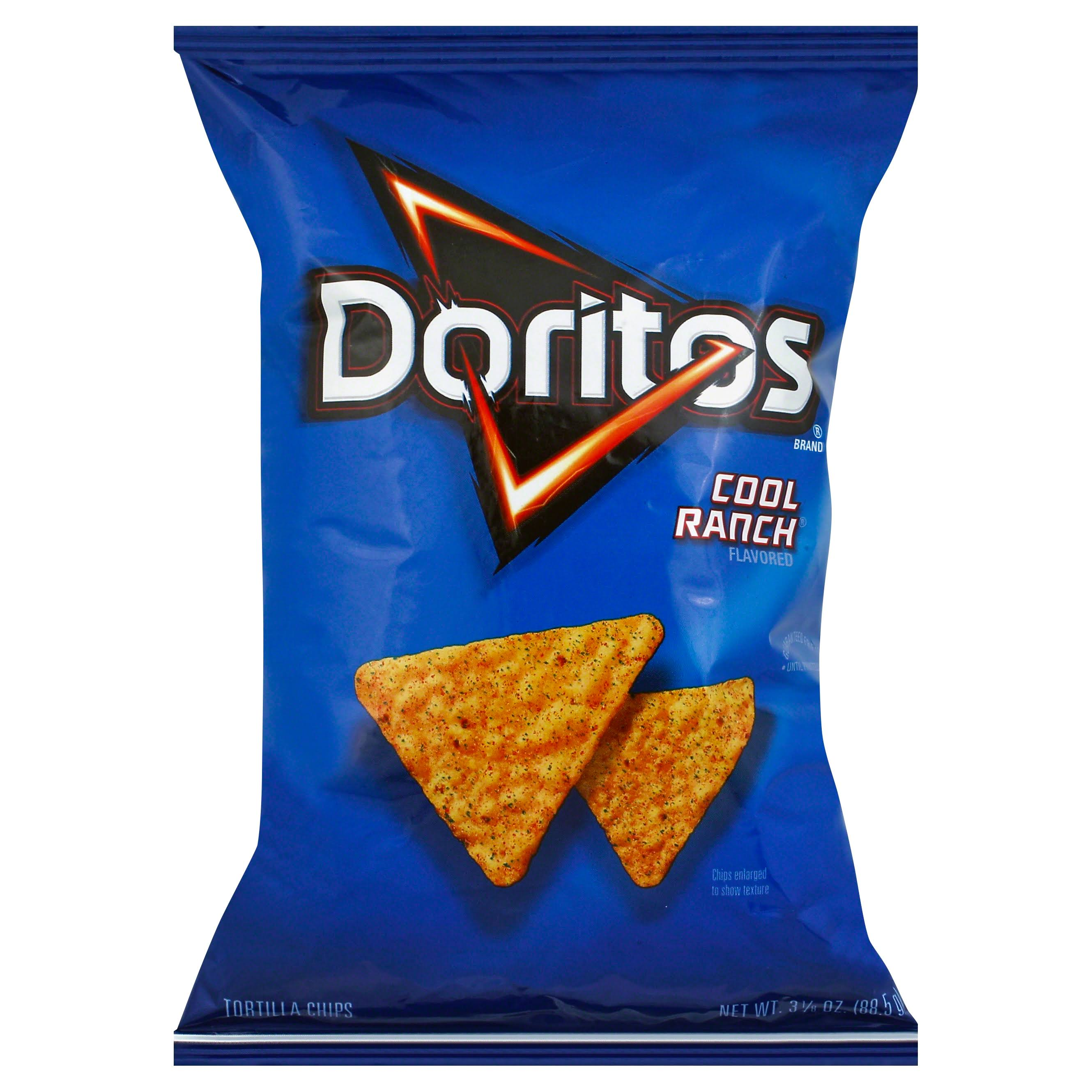 Doritos Tortilla Chips - Cool Ranch