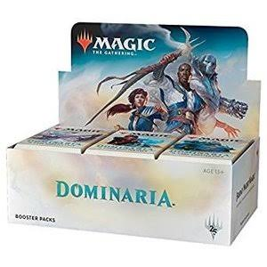 Wizards of the Coast Magic the Gathering Dominaria Booster Box - 36pk