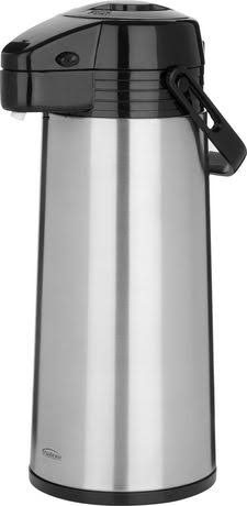 Trudeau - Stainless Steel Pump Carafe 64oz