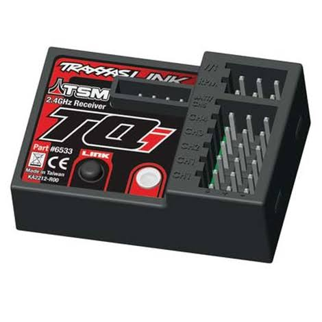 Traxxas 5-Channel Micro TSM TQi Receiver - 2.4GHz