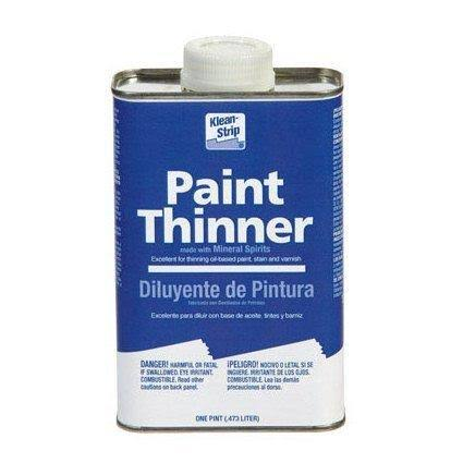 Klean Strip Paint Thinner - 1 Pint