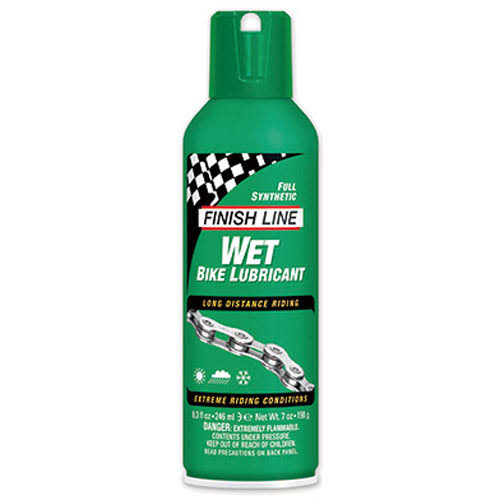 Finish Line Wet Bicycle Lube