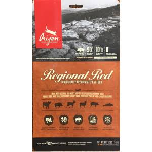 ORIJEN Regional Red Dog Food 12 oz