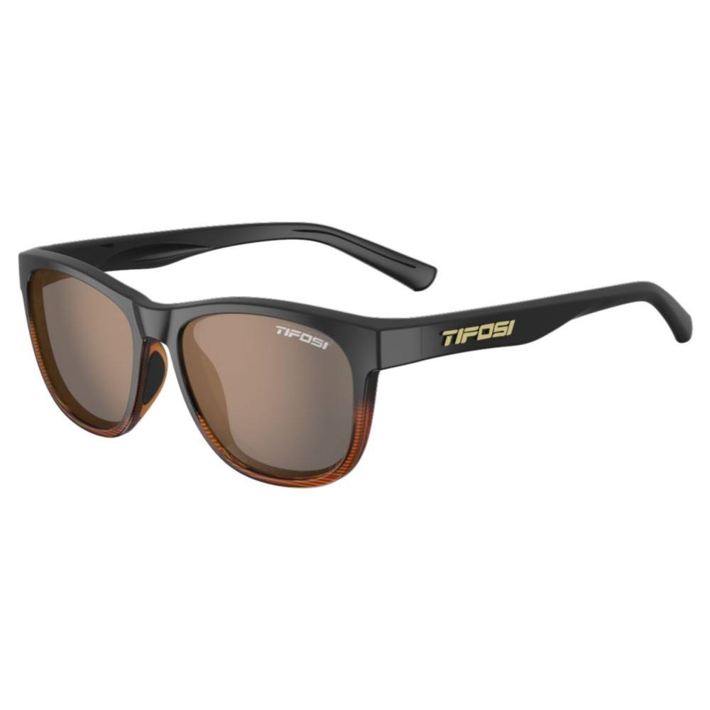 Tifosi Swank Brown Fade Sunglasses