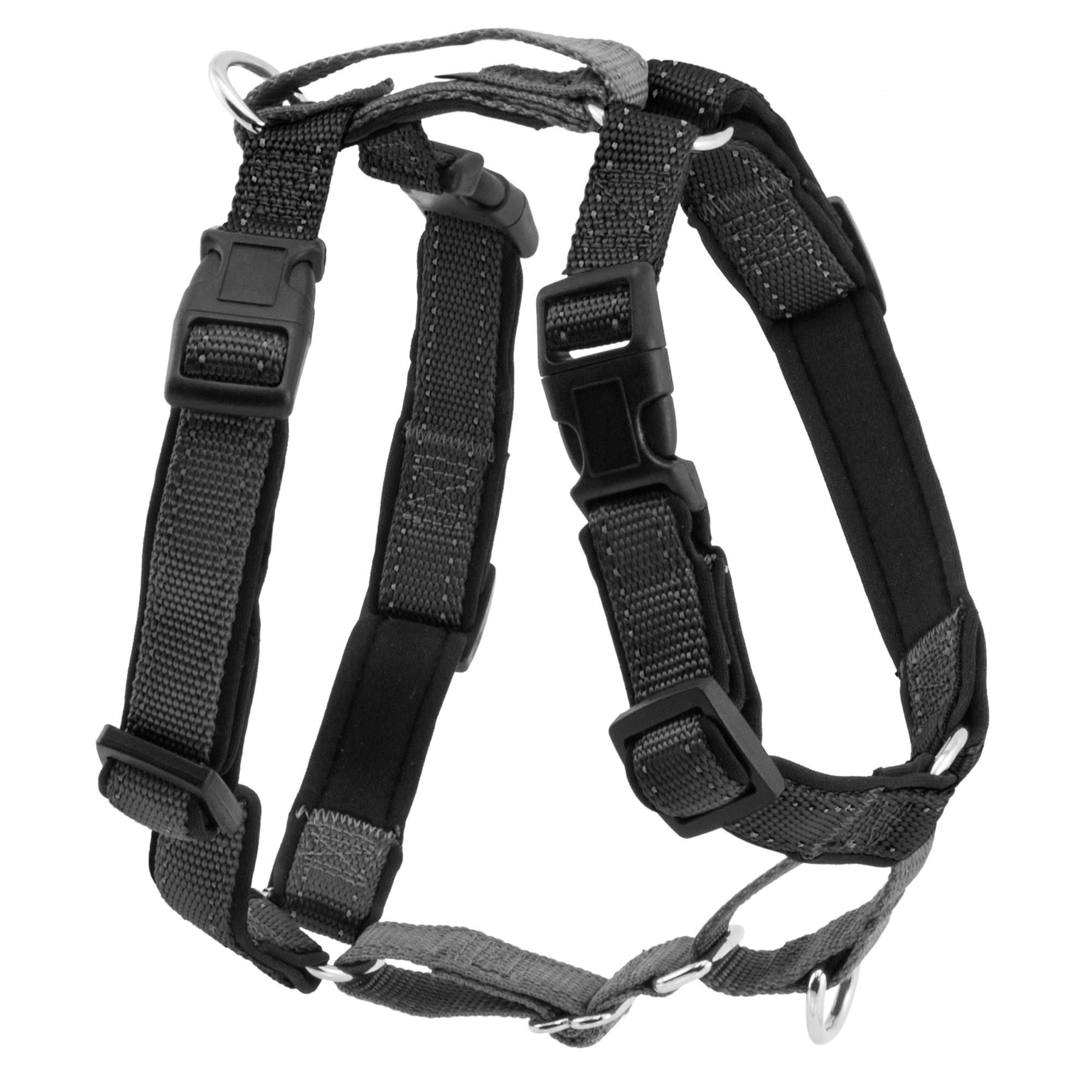 PetSafe 3 in 1 Black Dog Harness - Large