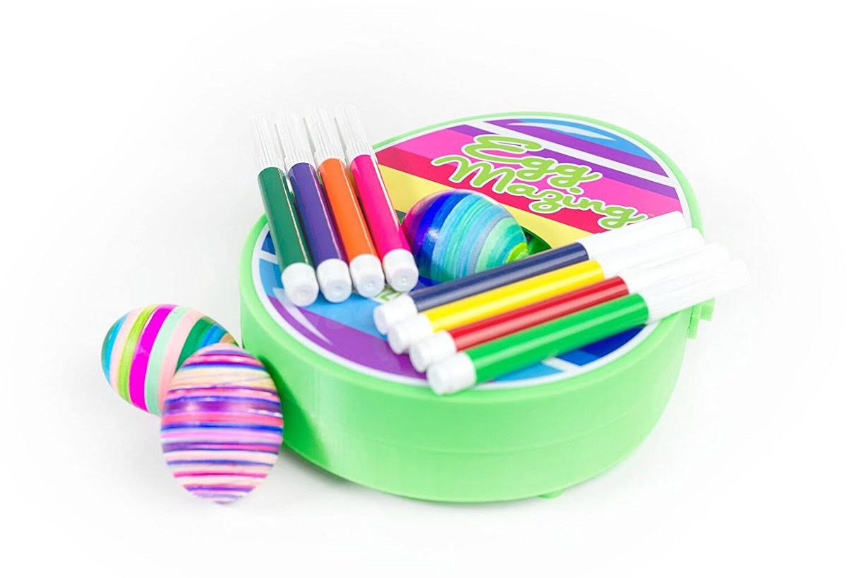 Eggmazing Easter Egg Decorating Kit