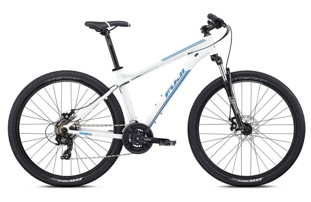 Fuji Nevada 27.5 1.9 Mountain Bike 2018 White / 17""