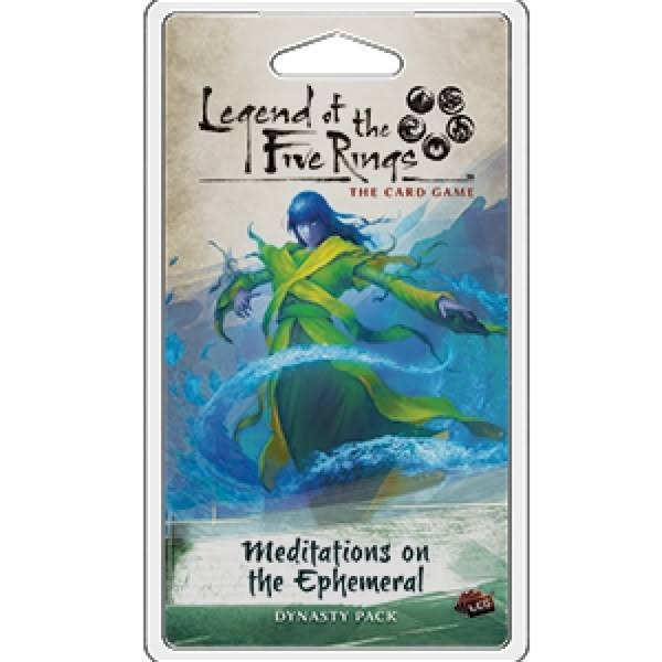 Legend of the Five Rings Card Game - Meditations On the Ephemeral