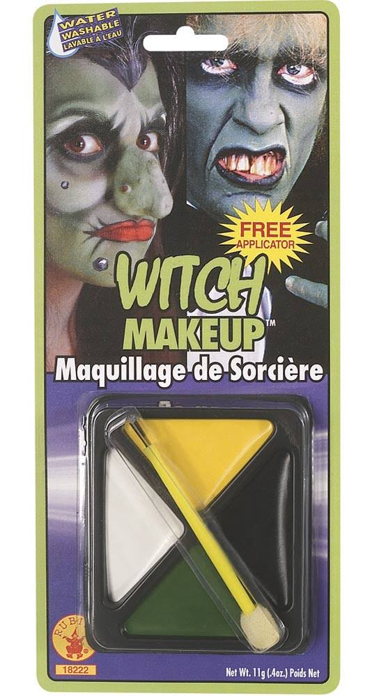 Rubies Fast Face Witch Make-up Kit