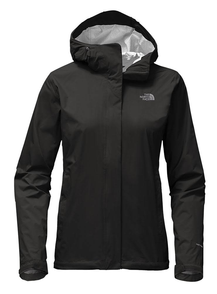 The North Face Women's Venture 2 Jacket - Black, Small