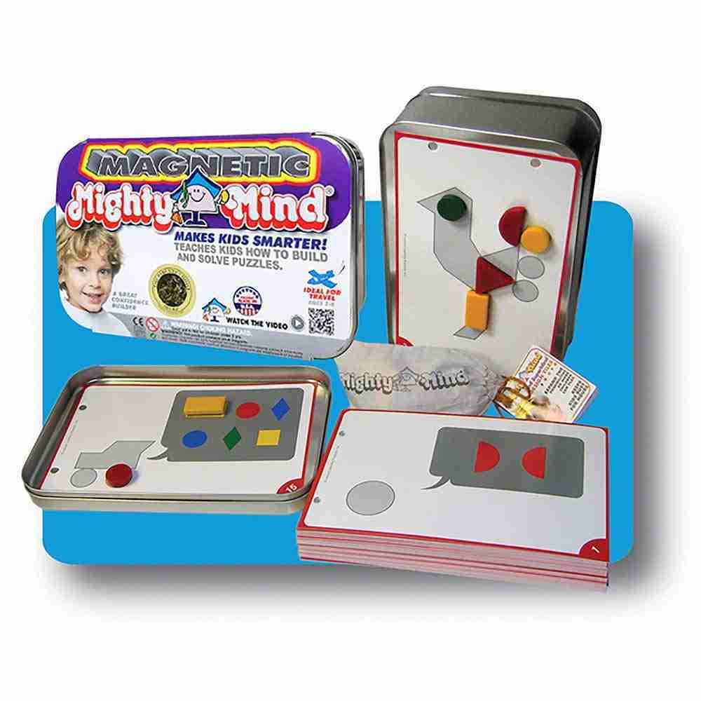 Mighty Magnetic MightyMind Activity Toy