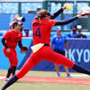 Monica Abbott Brings The Heat As Team USA Remains Undefeated ...