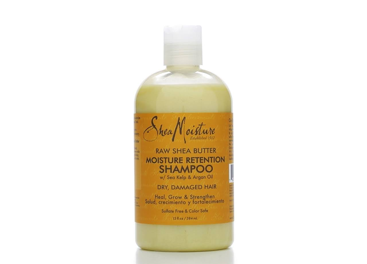 Shea Moisture Raw Shea Retention Shampoo - 13oz