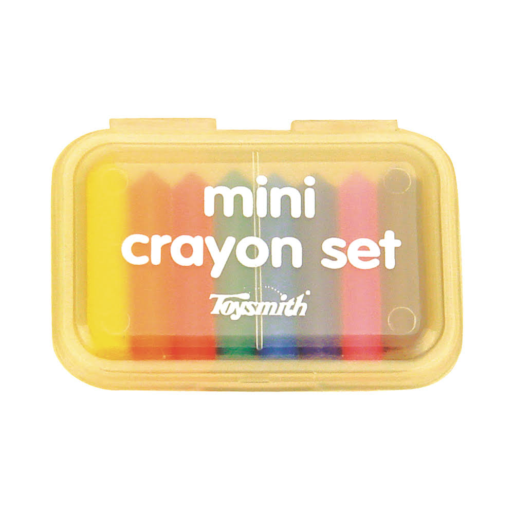 Toysmith Mini Crayon Set