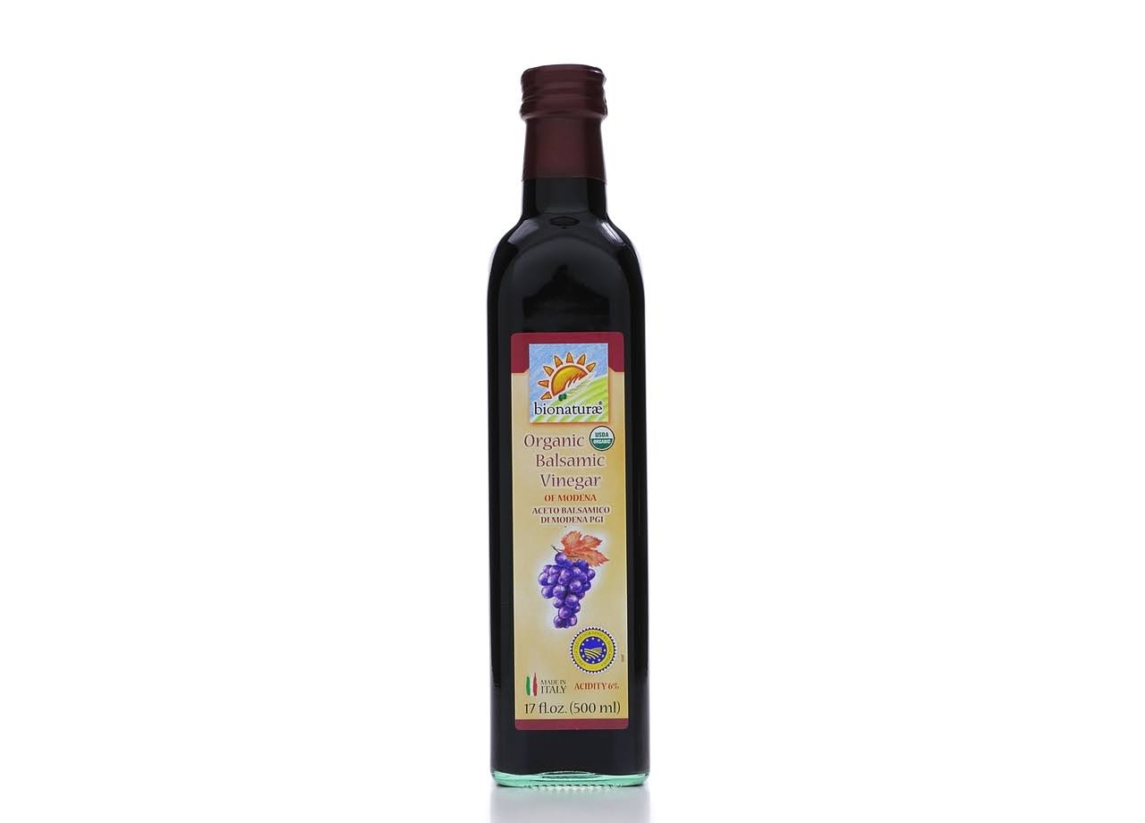 Bionaturae Organic Balsamic Vinegar - 17 fl oz bottle