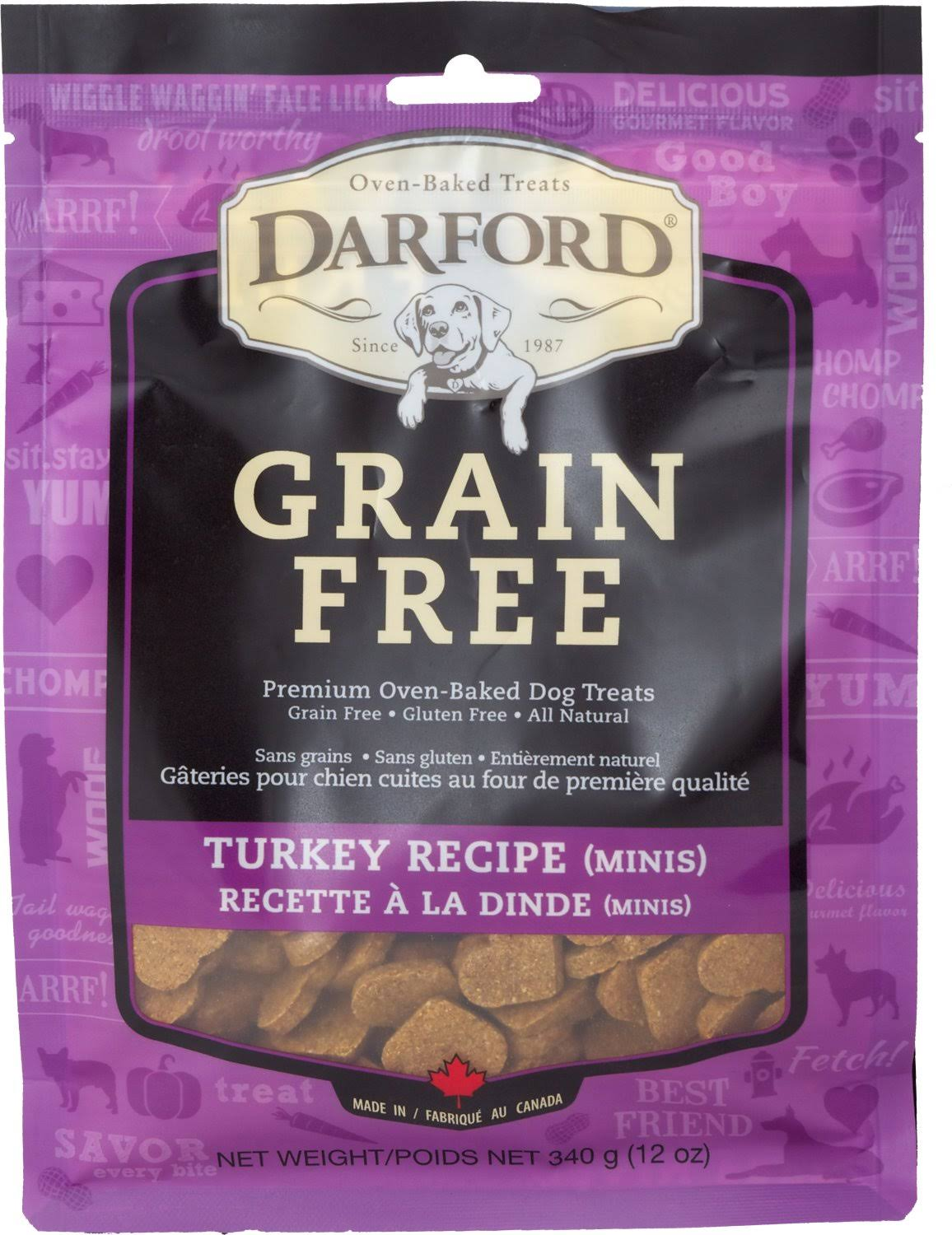 Darford Biscuits - Turkey Recipe