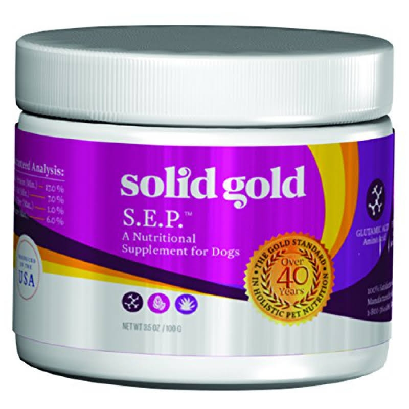 Solid Gold S.E.P. Food Supplement