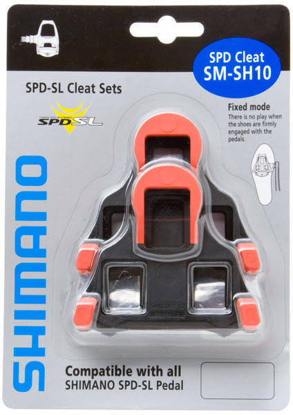 Shimano SM-SH10 SPD-SL Cleat Set