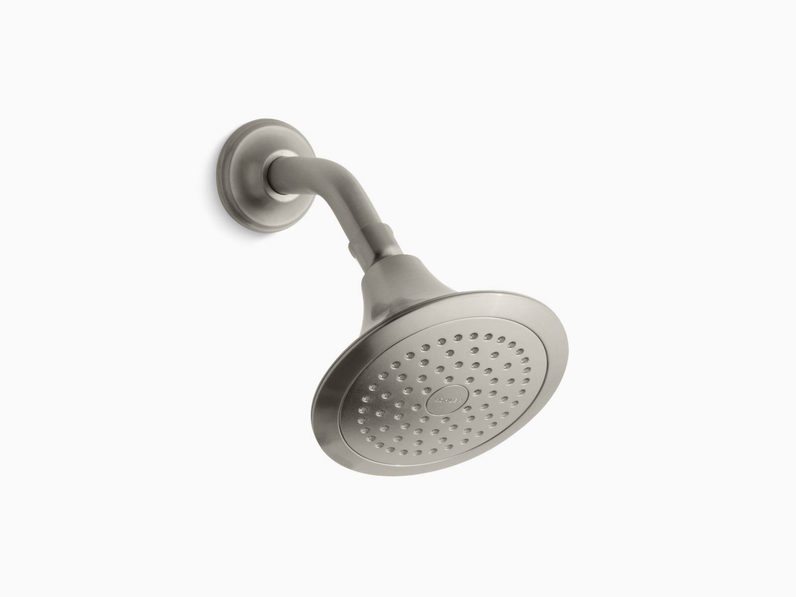 Kohler Forte 1 Spray Single Function Showerhead - 5-1/2""