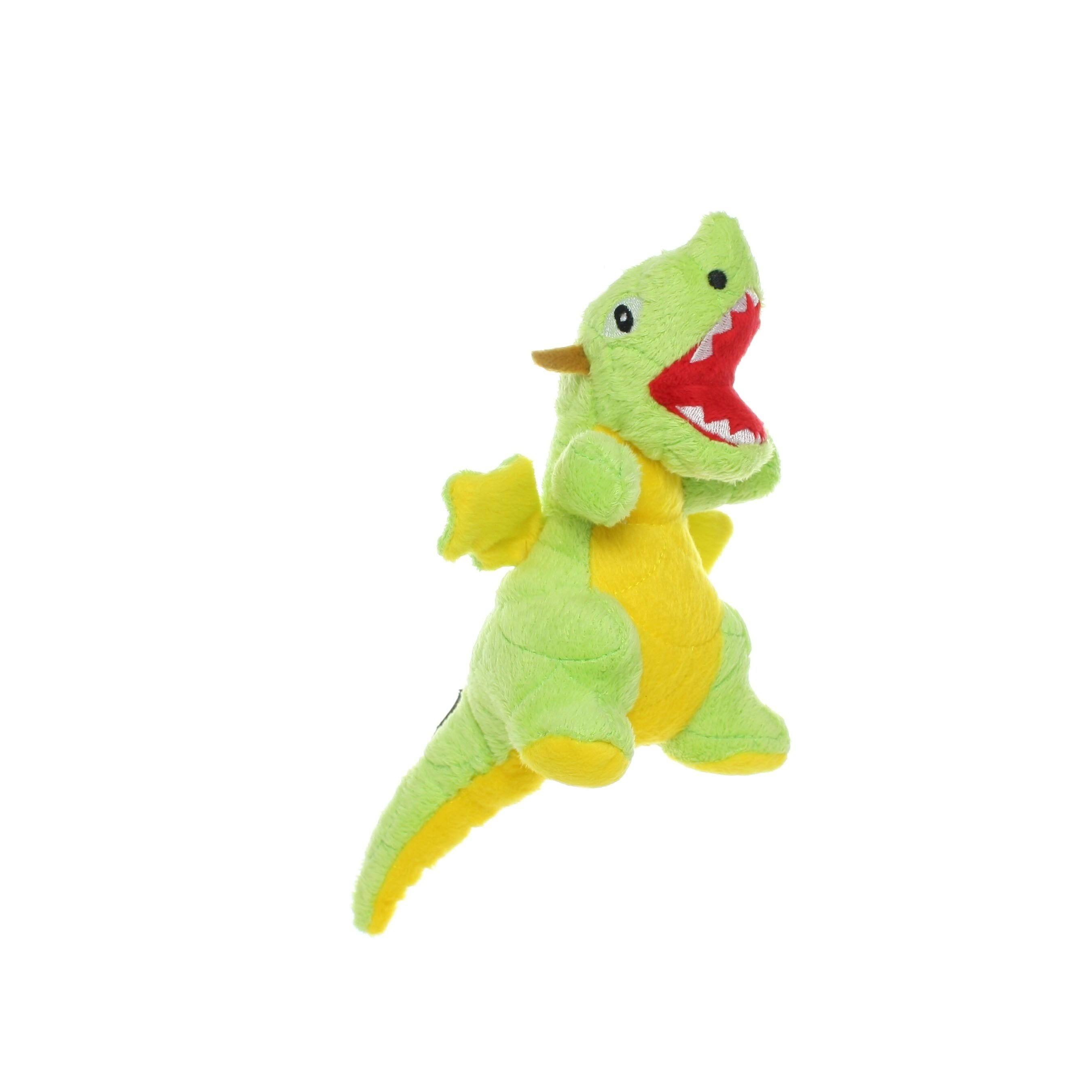 VIP Products Mighty Dragon Dog Toy - Green, Junior