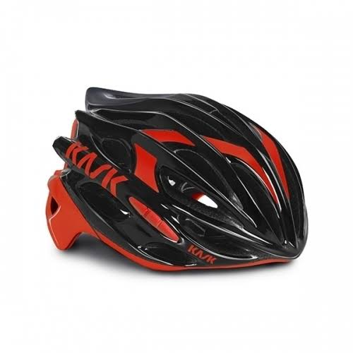 Kask Mojito Helmet - Black / Red - Large