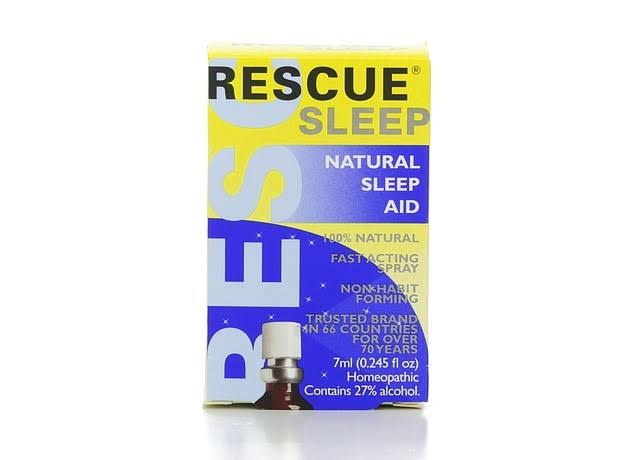 Bach Rescue Sleep, Spray - 7 ml