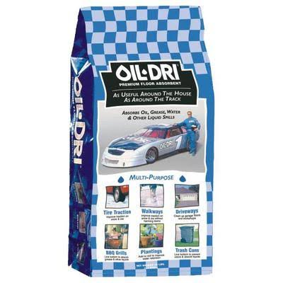 Oil-Dri Multi-Purpose Oil Absorbent