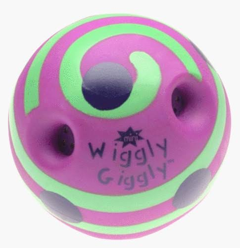 Toysmith - Mini Wiggly Giggly Ball