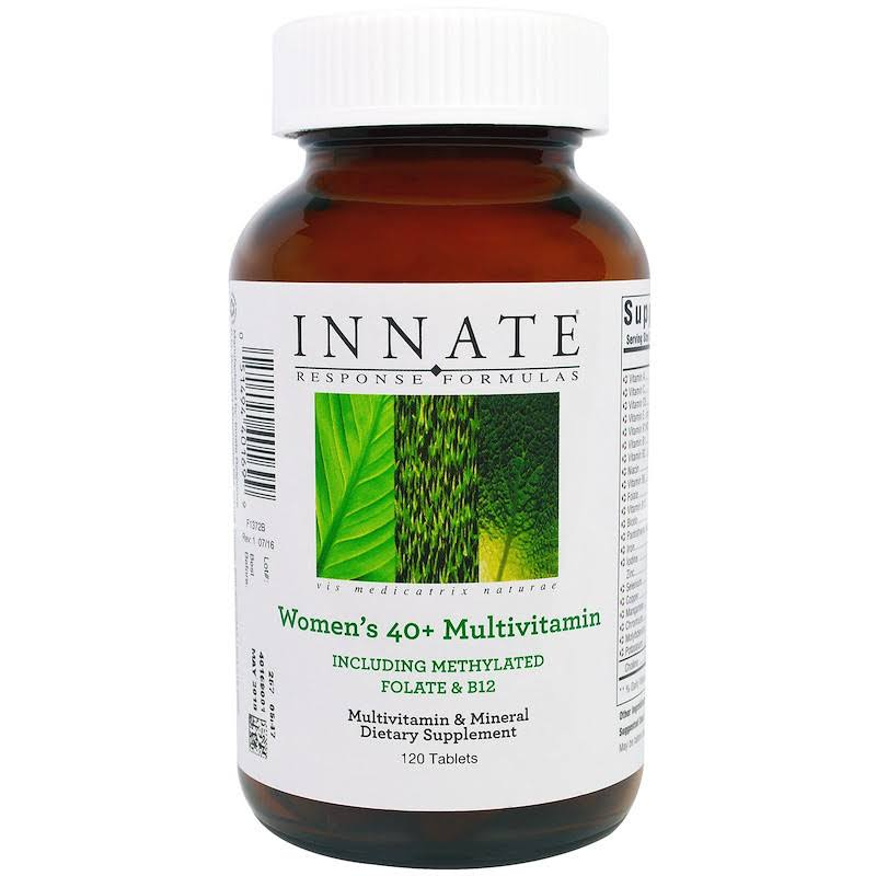 Innate Response Formulas Women's 40 Plus Multivitamin