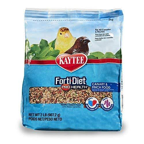 Kaytee Forti-Diet Pro Health Canary & Finch Food - 907.2g