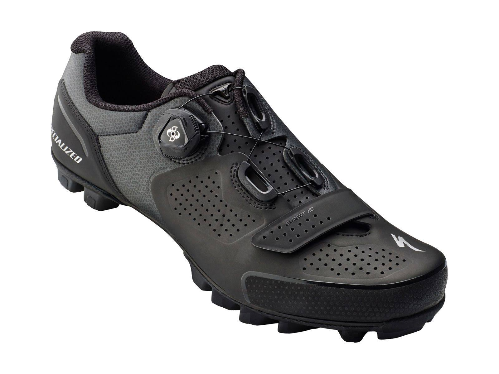 Specialized Expert XC Mountain Bike Shoes - Black, 44 EU