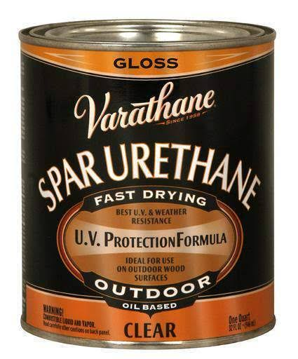 Varathane Spar Urethane Paint - Clear, 946ml