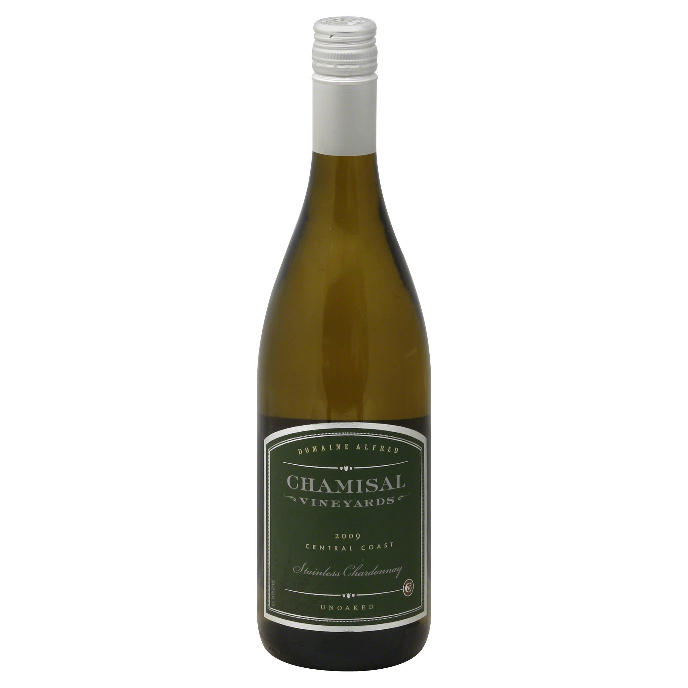 Chamisal Vineyards Chardonnay - Central Coast, California, United States