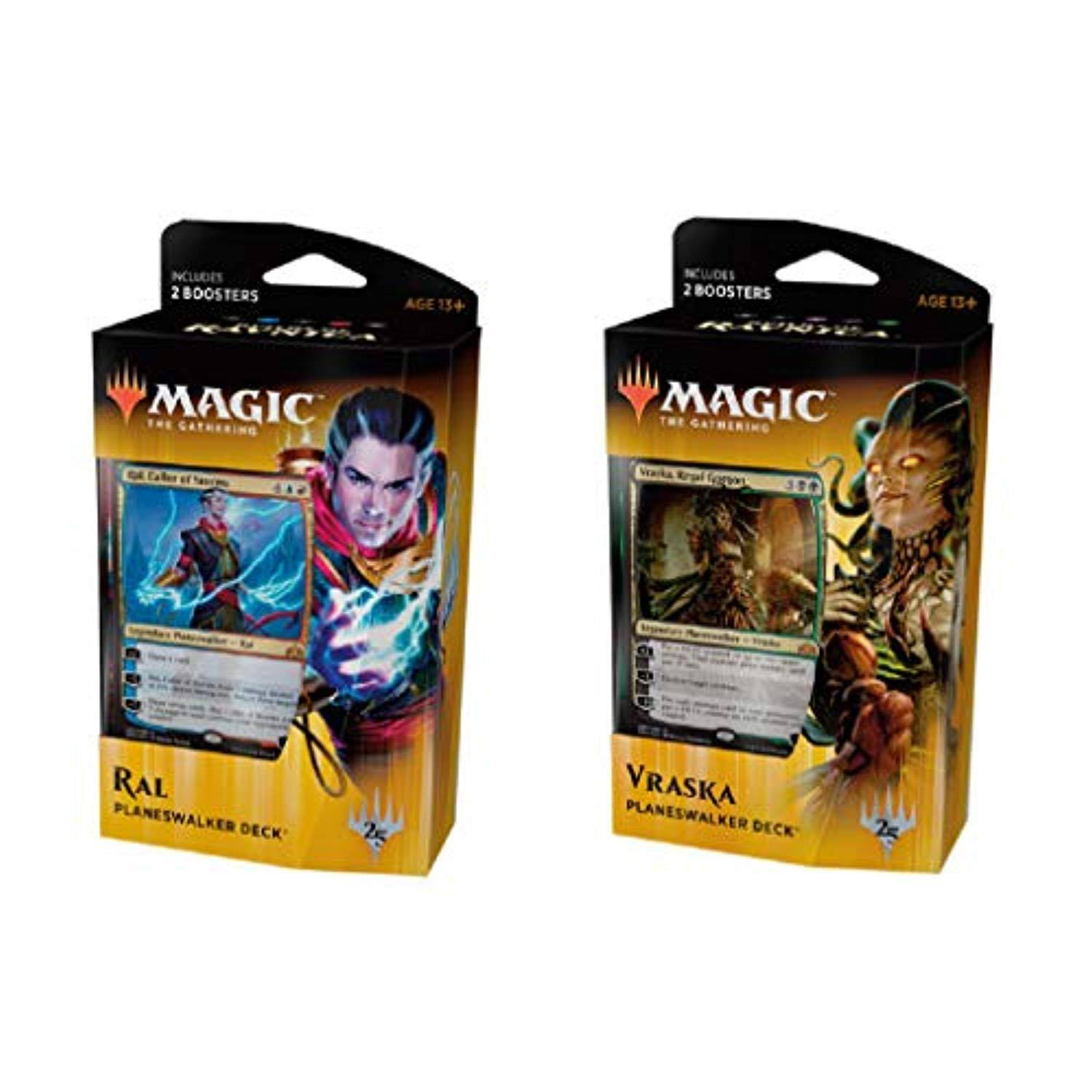 Magic The Gathering Planeswalker Deck: Guilds of Ravnica