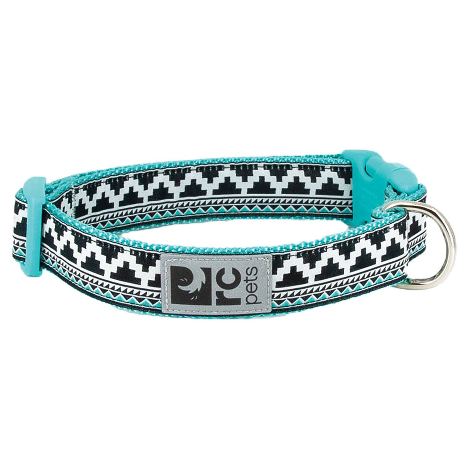 Marrakesh Adjustable Clip Dog Collar by RC Pet - Medium