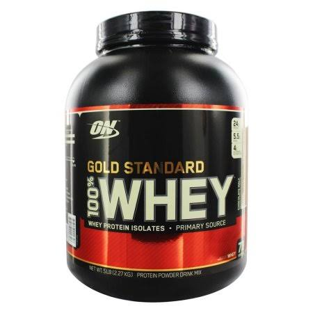 Optimum Nutrition 100% Whey Gold Standard - Chocolate Malt