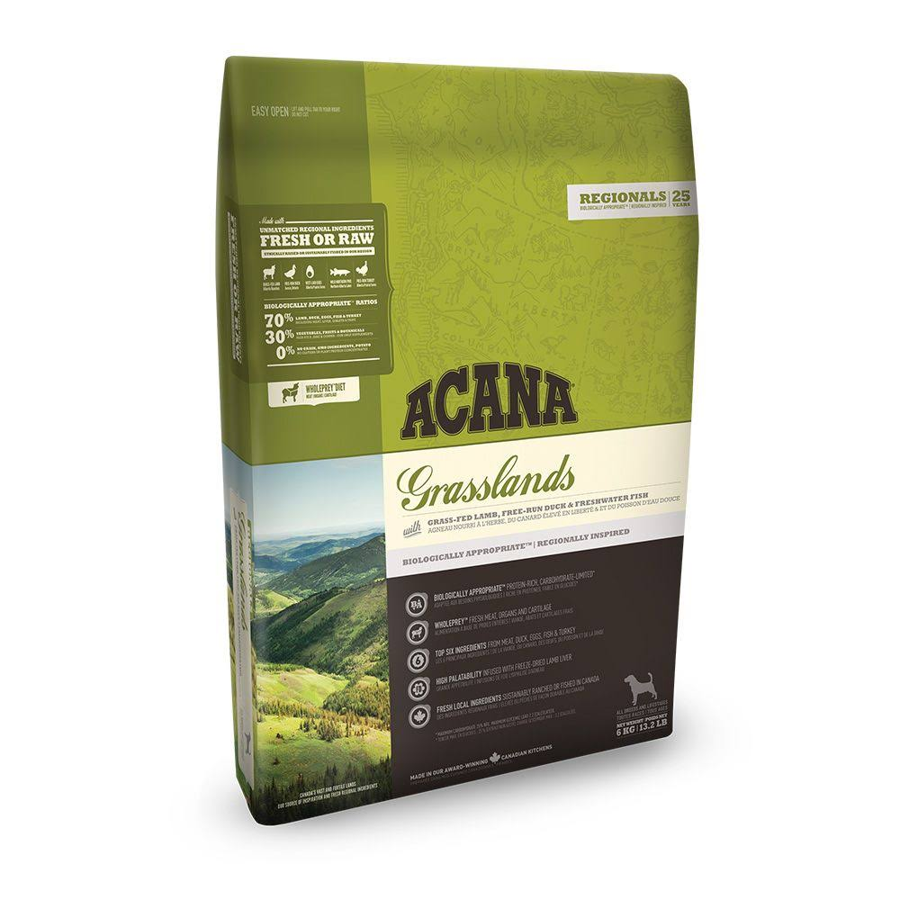Acana 11.4kg Grasslands Dog Food