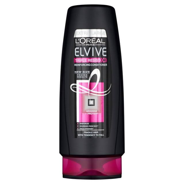 L'Oreal Elvive Triple Resist Conditioner 700ml