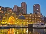 Airport Limo Service Boston Harbor Hotel