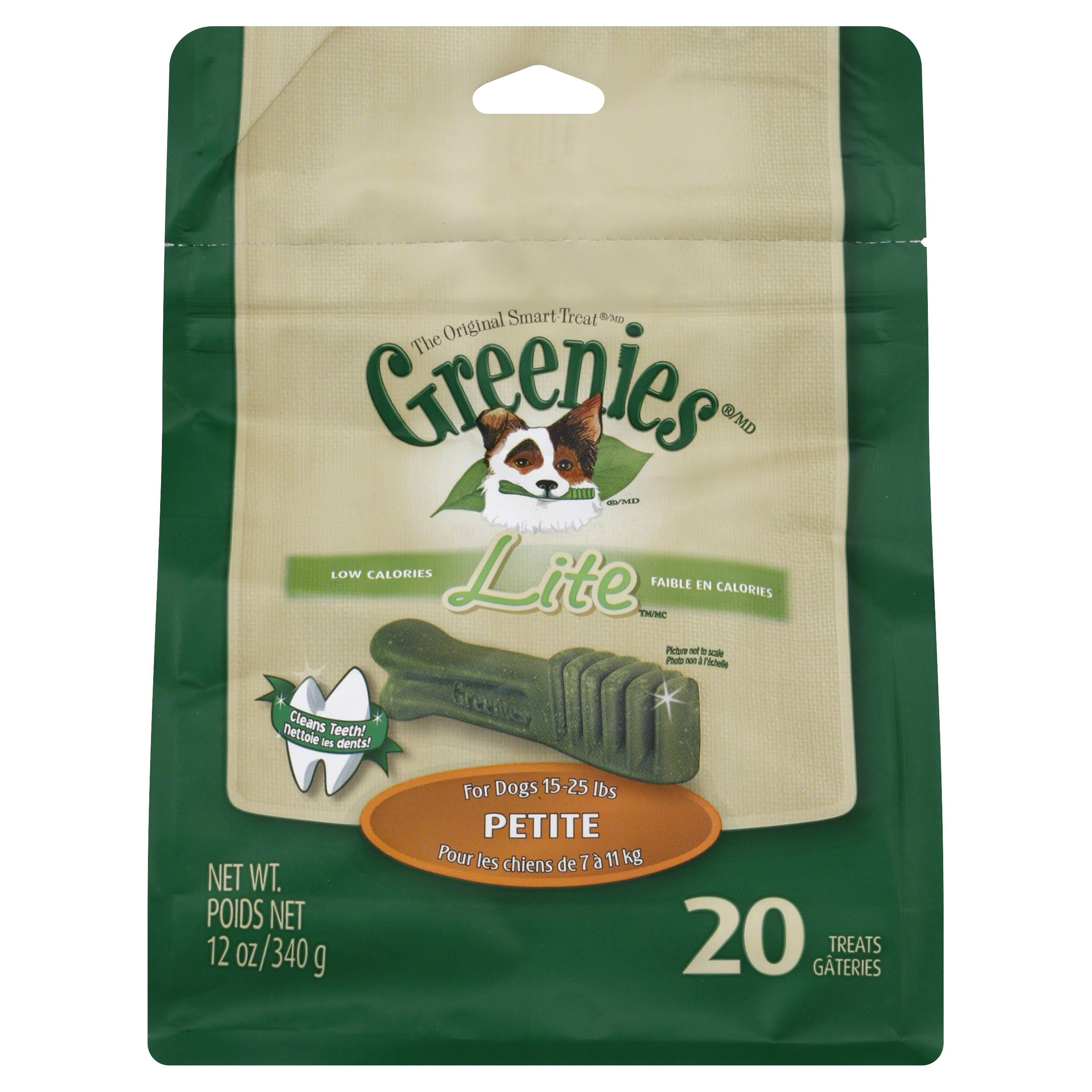 Greenies Weight Management Dog Treats - Petite