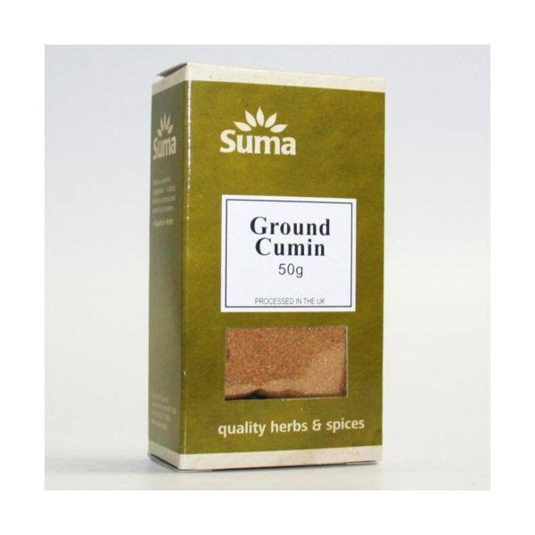Suma Wholefoods - Ground Cumin 50g