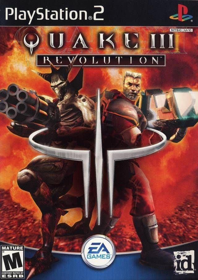Quake III Revolution - PlayStation 2
