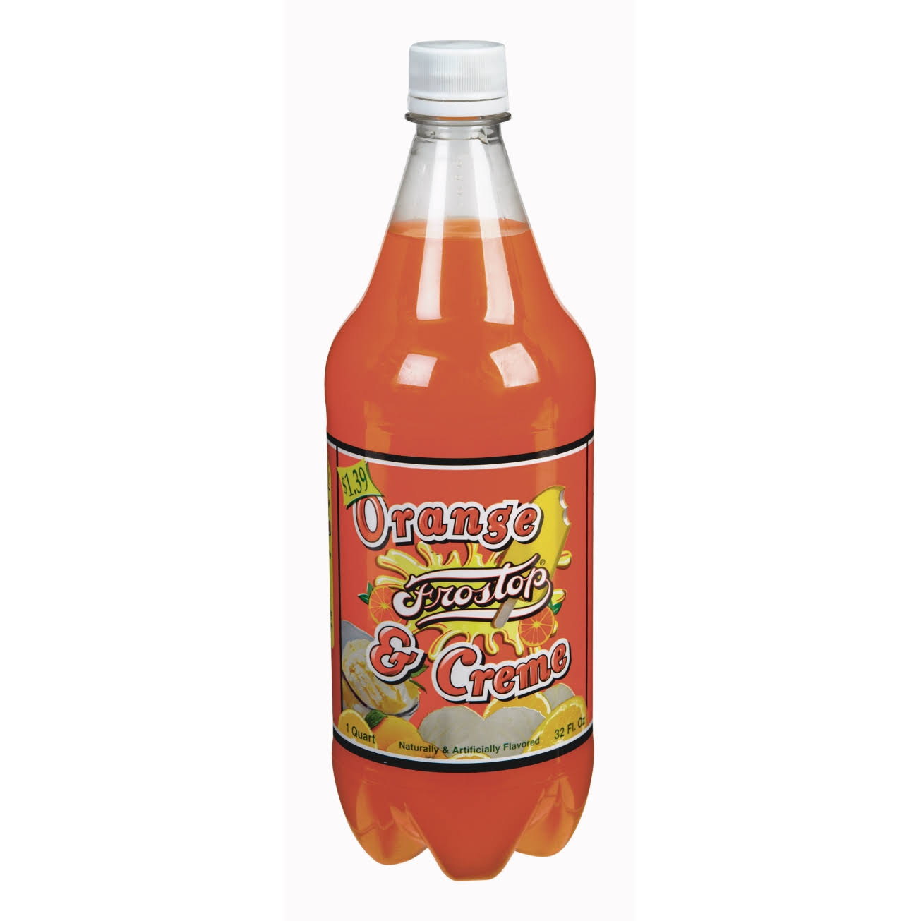 Frostop Orange & Cream Soda