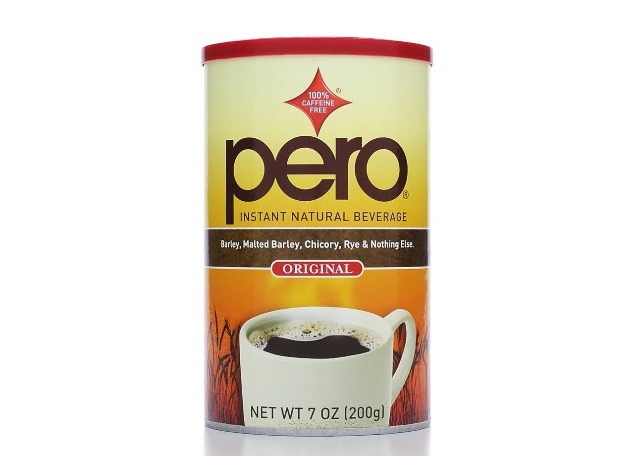 Pero Instant Natural Beverage - 7 oz