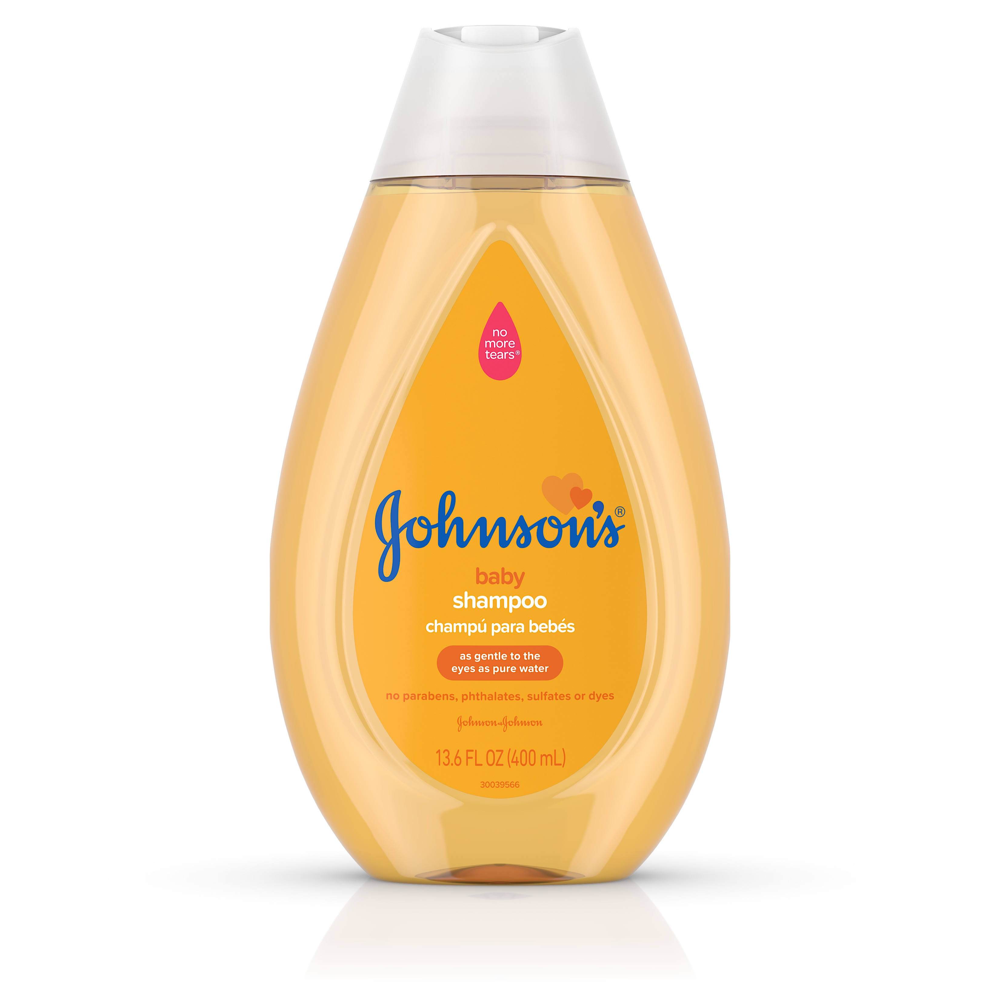 Johnson's Baby Shampoo - 400ml