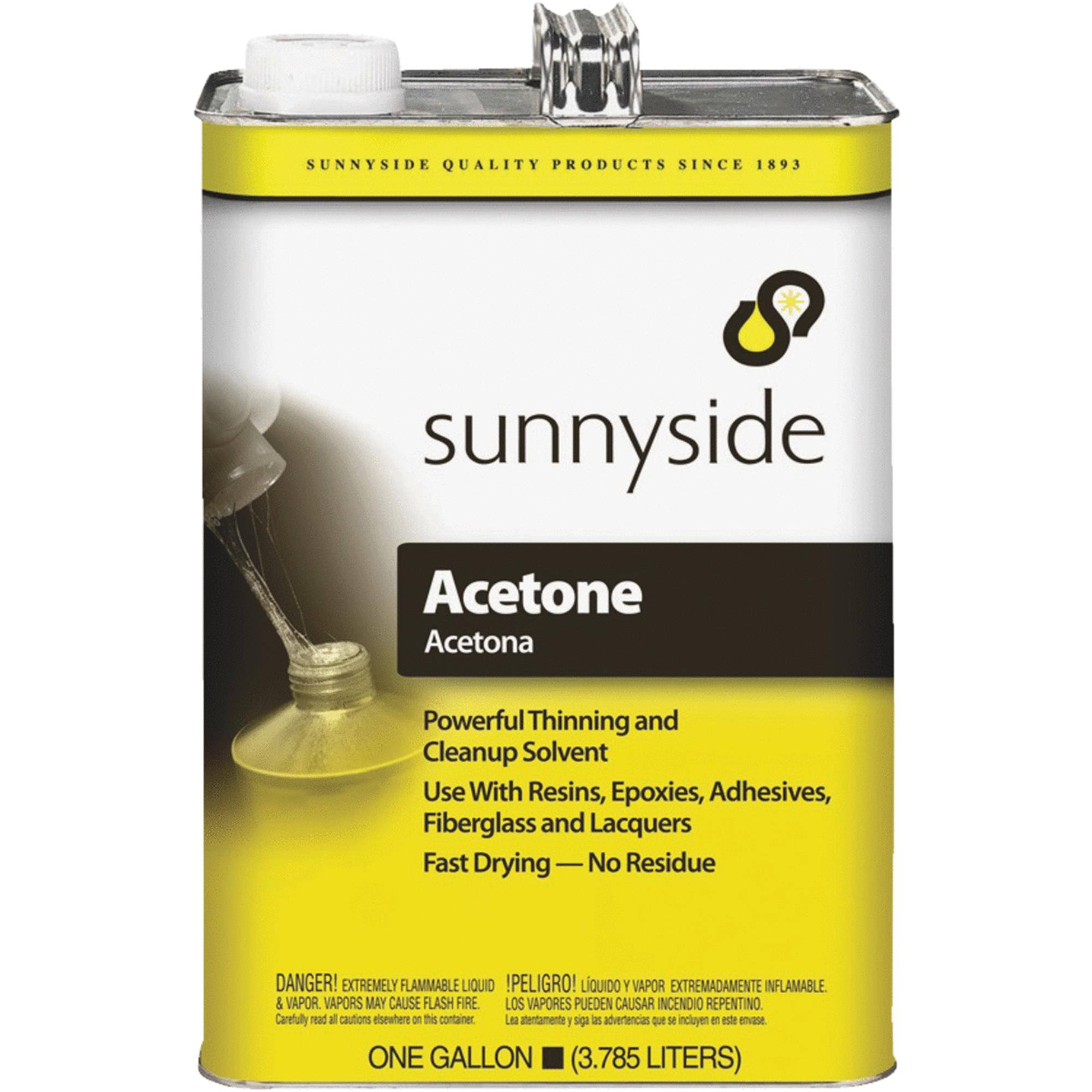 Sunnyside Corporation Acetone