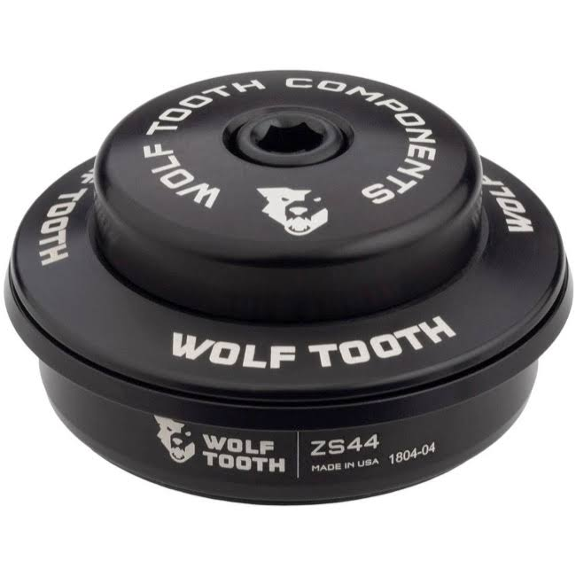 Wolf Tooth Components Upper Headset - Black, 6mm