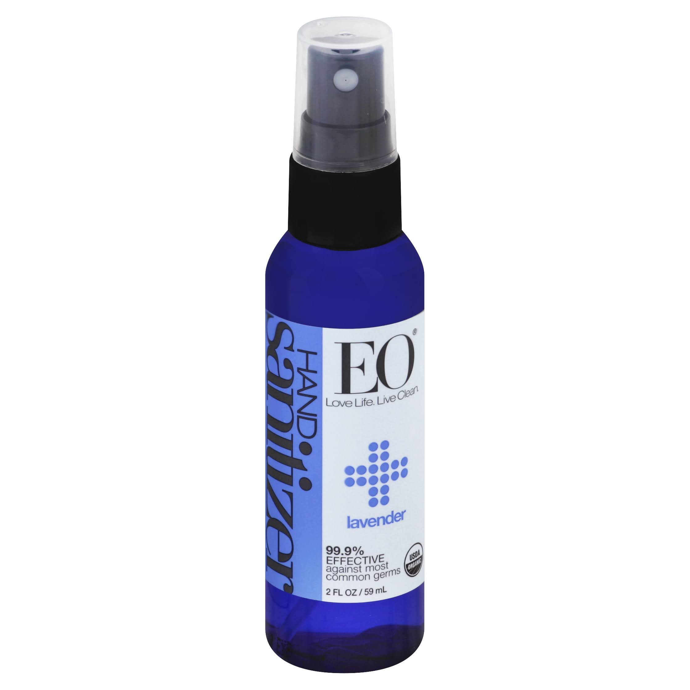 EO Organic Lavender Hand Sanitizing Spray