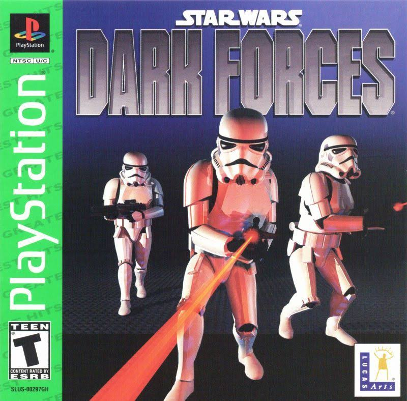 Star Wars: Dark Forces - PlayStation 1