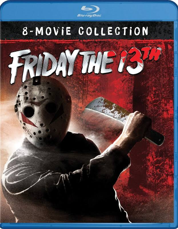 Friday the 13th: 8-Movie Collection - BLU-RAY
